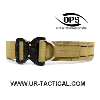 O.P.S D-RING COBRA® WARRIOR BELT