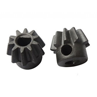 Full Steel Motor Pinion Gear with