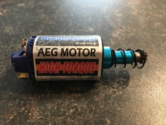 Dream Army Ultra Torque Motor for AEG/ (Long Type)