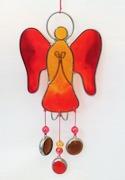 Solfångare Gul ängel