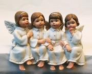 Pyret änglar - 4 vänner