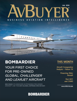 A three page article with our CEO, Martin Ormon about Financing Older Aircraft.
