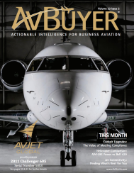 Read our new article on page 46 in the February issue of AvBuyer.