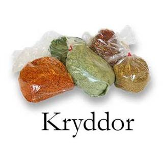 Grekisk kryddblandning