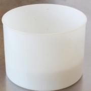Fransk ostform Cylindrisk med lock