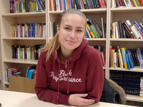 Mikaela Aronsen