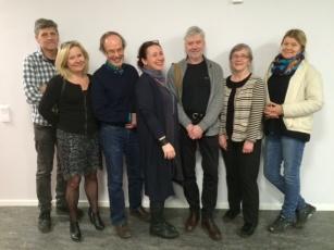 Styrelsen 2016: Göran  Byhlin (personalrepr.) Ann Lundgren (ordf.), Gunnar Westerling, Ann Ighe, Lars  Gustafsson, Ulla Holmlid, Ebba Hermelin