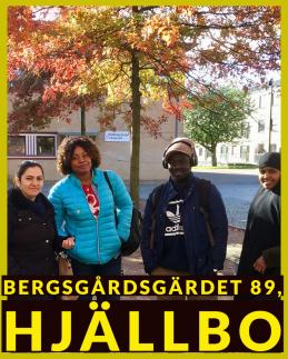 Sfi på olika nivåer kan du läsa på Bergsgårdsgärdet 89 i Hjällbo.