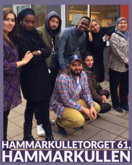 Allmännakurser på gymnasie-och grundnivå . Sfi på Hammarkulletorget 61, Hammarkullen.