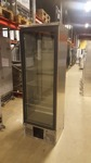 Kylskåp med glasdörr
