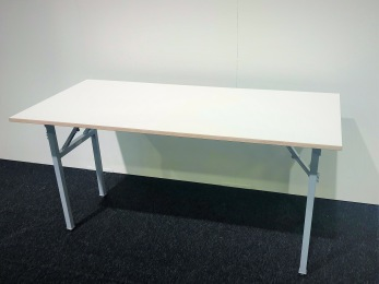 Konferensbord 150x70 vit