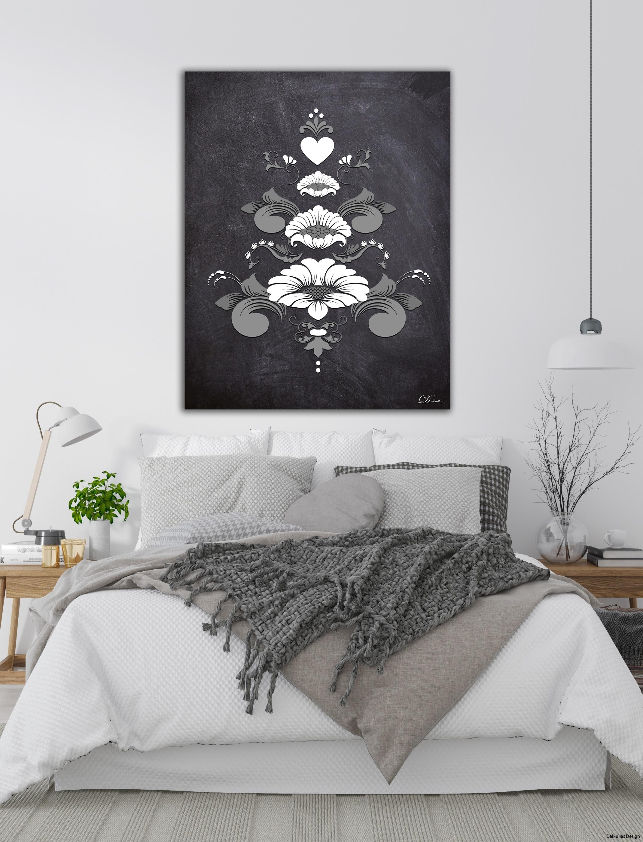 svartvit kurbits