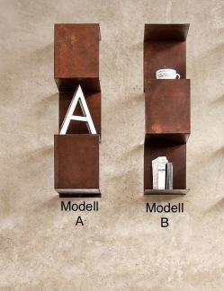 Hyllan Bockad - Bockad Modell A