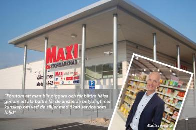 Mattias Ahlqvist - Livsviktigt