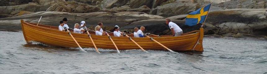 Roddbåten Hulda