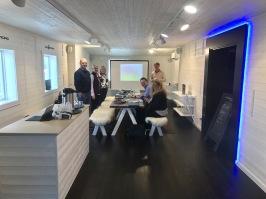 Fräscha konferenslokaler hos SailRacing