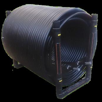 WHCEP Mini sjövärme kollektor