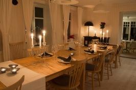 Fest på Åkagårdens Lodge