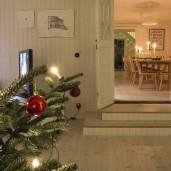Jul på Lodgen