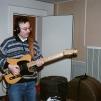 Mikael - Sveriges Radios Studio Sundsvall 2001.