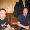 Mikael and Patrick - Studio Domsaga 2004