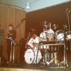 1984 - supporting The Spotnicks in Östersund