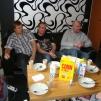2012 - Breakfast in Nevo Studios, Sundsvall