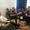 2015 - Domsaga Studio's control room.