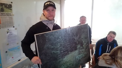 Vinnare: Alexander Karlsson