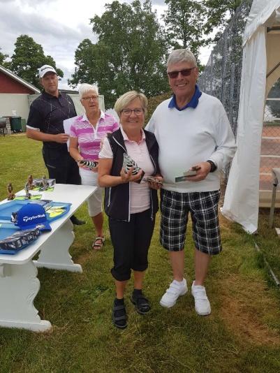 1: a platser: Marita Ortstam och Arne Lingmerth