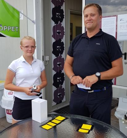 Vinnare klass flickor: Stina Eriksson