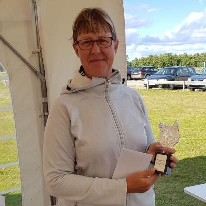 KM Dam Vinnare: Carola Fager Fingalsson