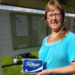 Länsta Drive Damer: Carola Fager Fingalsson