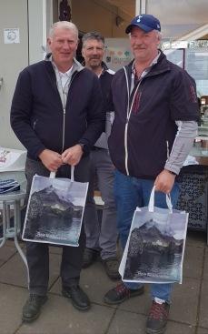3:e plats: Hans Johansson och Peter Nordwall