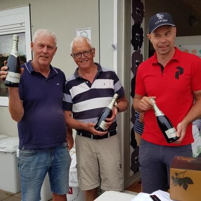 Vinnare: Per Jonsson,Harald Andersson; Henrik Jonsson