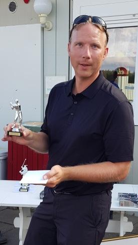 Vinnare Herrklass: Morgan Axedén