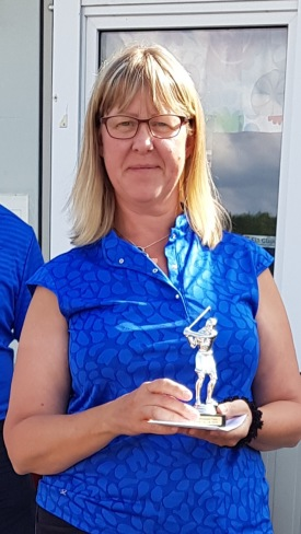 Vinnare Damklass: Carola Fager Fingalsson