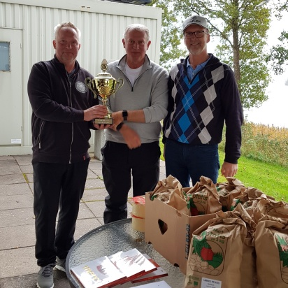 1:a plats: Klipplaget Magnus Lamme, Hans Johansson, Bertil Johansson (saknas Anton Lamme)