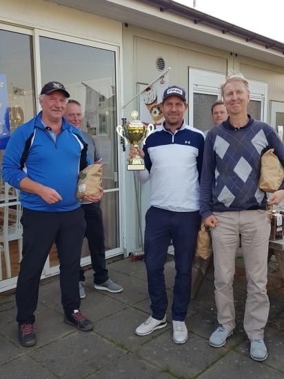 Vinnare: De överblivna,Peter Nordwall, Richard Jonsson,Stefan höglin (saknas Michael Mårtensson)