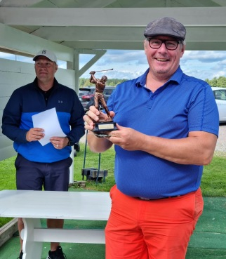 Vinnare Herr: Peter Sidvall