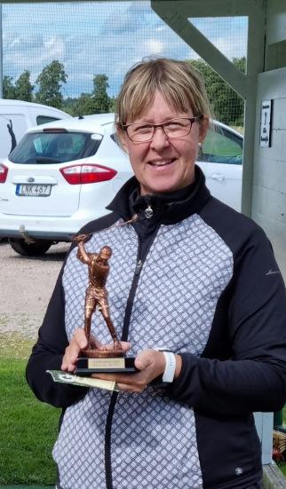 Vinnare Dam: Carola Fager Fingalsson
