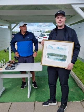 Vinnare Ramkvilla Open: Emil Fingalsson