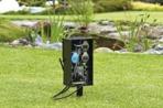 Strömförsörjning för trädgård och dammar