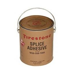 Firestone Splice Adhesive, limma och laga gummi mot gummi