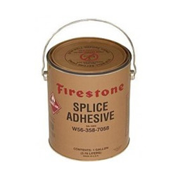 Firestone Splice Adhesive, laga gummi mot gummi, skarva gummiduk