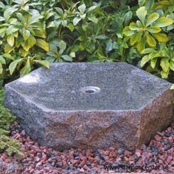 vattensten fontänsten granitfontän
