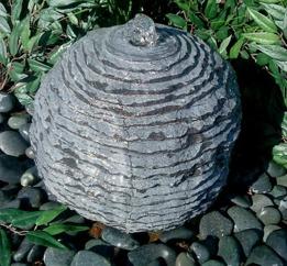 vattensten fontänsten granitsten