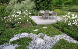dekorsten dekorsingel trädgårdsdesign trädgårdskonst