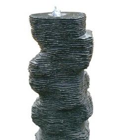 Vattensten fontänsten granitfontän granit