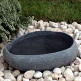 fågelbad , granit fågelbad polerad granit